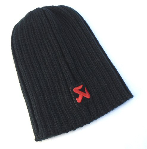 Akrapovic Beanie Scorpion Logo Patch