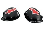 Alpinestars Knee Slider Pair, GP Pro RAIN