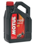 Motul 7100 Synthetic 10W40 Motor Oil, 4 Liter
