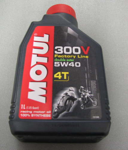 Motul 300V Full Synthetic *1L* 5W40 Oil