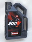 Motul 300V Full Synthetic *4L* 5W40 Oil