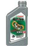 Castrol Part Synthetic Act Evo 10W40 Motor Oil