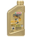 Castrol Full Synthetic Power One 5W40 Motor Oil