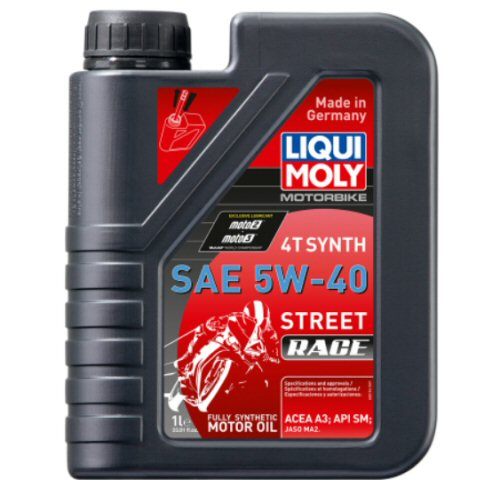 Liqui-Moly Fully Synthetic 5W40 Motor Oil -1 Liter
