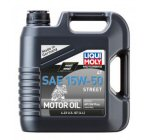 Liqui-Moly Synthetic 15W50 Motor Oil, 4 Liter