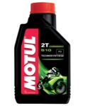 Motul 510 2T Synthetic Oil 1 Liter Bottle