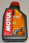 Motul 710 2T Full Synthetic Racing Injection Oil