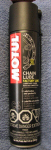Motul Chain Lube Aerosol Style Spray -Black