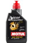 Motul Gear Oil 75W140 100% Synthetic - 1 liter