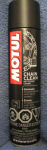 Motul Chain Cleaner Spray 400mL -Black