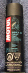 MOTUL Shine & Go Silicone Cleaner -Black