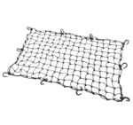 Adjustable Bungee Net, Black 36x24 Inches