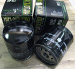 HiFlo Oil Filter 2 Pack For Moto Guzzi