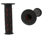 ProGrip 724 Grips, Black/Red