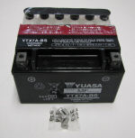 YUASA YTX7A-BS Battery For 06-11 SXV, RXV 4.5/5.5