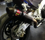 R&G Racing Exhaust Canister Protection For Akra V4