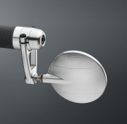 Rizoma Spy Arm Mirror, Silver 94mm (3.75 inch)