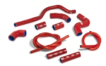 Samco Reinforced V4 Coolant Hose Kit