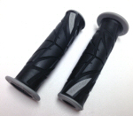 Spider Grips Peak Series Grips, GRY-Sold as a Pair