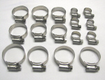 Samco Hose Clamp Kit For '07-'16 Shiver 750