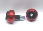 LSL 'Crash Ball' Bar Ends, Sold as a Pair