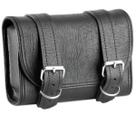 River Road Handlebar Tool Bag, Classic Black