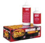 BMC Air Filter Cleaning Kit, Spray Oil Type