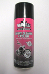 Bike Spirits Spray Cleaner & Polish 14oz.