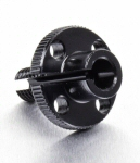 Pro Bolt Clutch Cable Adjuster, Black for V4's