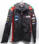 Aprilia GP Gear 2017: Hooded Sweatshirt -UPA607433