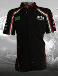 Aprilia GP Team Gear 2018: Pit Shirt, SML -608431M