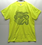 Aprilia RSW250 1999 WC Commemorative T-Shirt, Yel