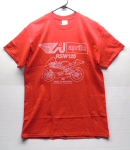 Aprilia RSW125 1997 WC Commemorative T-Shirt, Red
