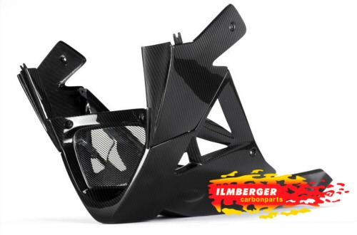 Ilmberger Carbon Fiber Lower Fairing For Tuono V4