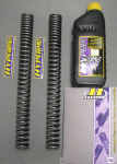 HyperPro Progressive Fork Spring Kit for Shiver