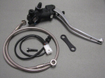 AF1 Racing Radial Brake Pump Kit For Tuono V4