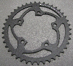 520 Superlite Steel Rear Sprocket