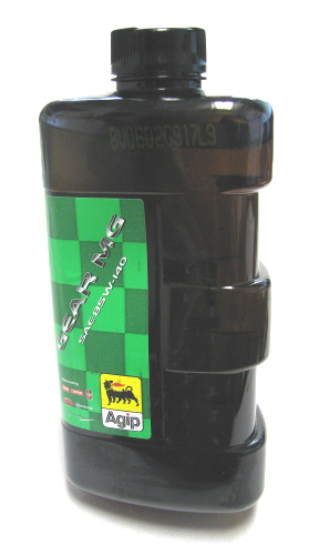 AGIP Gear Oil Gear Synth 85W-140   1 Liter