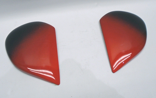 Suomy Spec 1R Pivot Covers, Pair
