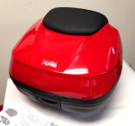 OEM Aprilia TopBox Kit, Red For Capo 1200