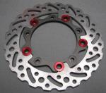 Brake Tech 220mm Full Floating Rear Rotor