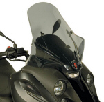 Givi AirStar Windscreen for '07-'10 MP3 500