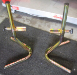 Pit Bull Jack Stand (Pair) for Front Or Rear