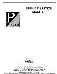 OEM Piaggio Workshop Manual - BV 250
