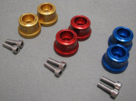 STM Anodized Aluminum Handlebar Weights