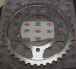 525  Steel Rear Sprocket 40 teeth