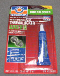 Permatex Threadlocker Green    6ml size