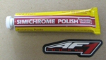 Simichrome Polish Paste by Happich 1.76oz/ 50 gr