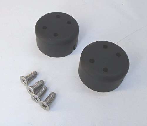RhinoMoto Replacement Foot Peg Sliders