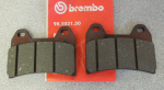 Used Front Brake Pads for Moto Guzzi V7